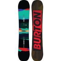 157 Wide Burton Process Flying V Snowboard Mens