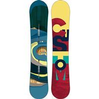 158 Wide Burton Custom Flying V Snowboard Mens