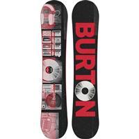 158 Wide Burton Descendant Snowboard Mens