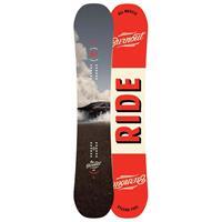 160 Ride Burnout Snowboard Mens