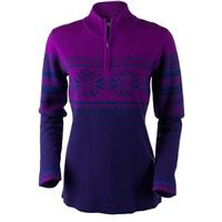 Obermeyer Carla Knit 1/2 Zip Womens