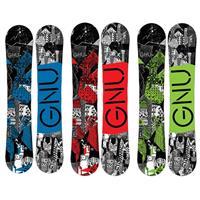 Gnu Carbon Credit Snowboard Mens
