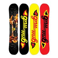 Gnu Riders Choice ASYM Snowboard Mens