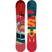 162 Wide Burton Custom Flying V Snowboard Mens