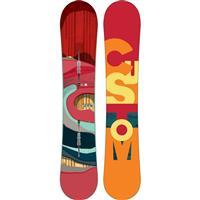 162 Wide Burton Custom Snowboard Mens