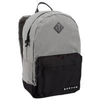 Grey Heather Burton Kettle Backpack