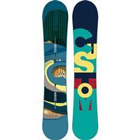 169 Wide Burton Custom Snowboard Mens
