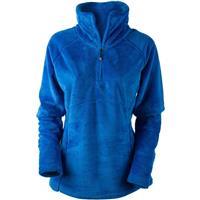 Stellar Blue Obermeyer Brandi Fleece Top Womens