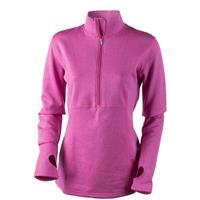 Hot Pink Obermeyer Splendid Elite 150wt Zip Womens