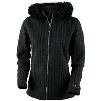 Obermeyer Sadie Cable Knit Jacket Womens