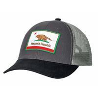 Slate Grey Marmot Youth Marmot Republic Trucker Hat