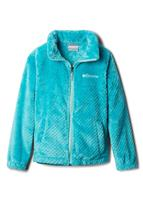 Columbia Fluffy Fleece Full Zip - Girl's - Geyser