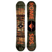 157 Rome Reverb Rocker Snowboard Mens