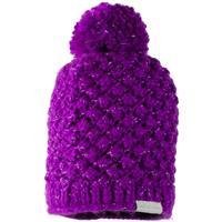 Violet Vibe Obermeyer Sunday Knit Hat Womens