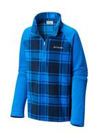 Columbia Glacial III Fleece Printed Half Zip - Boy's
