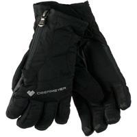 Black Obermeyer Alpine Glove Womens
