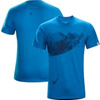 Macaw Arcteryx Journey Down SS T Shirt Mens