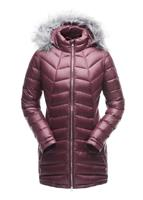 Spyder Syrround Faux Fur Down Jacket - Women's