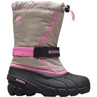 Sorel Flurry Boot - Youth - Chrome Grey