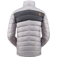 Spyder Timeless Down Jacket - Men's - Alloy