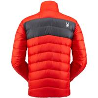 Spyder Timeless Down Jacket - Men's - Volcano