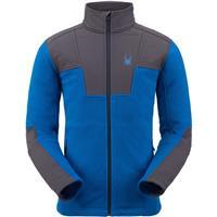 Spyder Basin Full Zip Fleece Jacket Mens