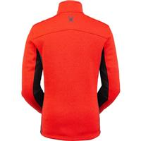 Spyder Encore Full Zip Fleece Jacket - Men's - Volcano