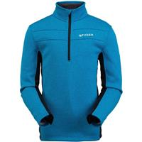Spyder Encore Half Zip Fleece Jacket - Men's