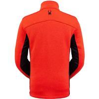 Volcano Spyder Encore Half Zip Fleece Jacket Mens
