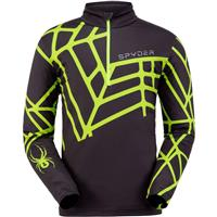 Spyder Vital Zip T Neck - Men's