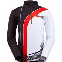 Spyder Rival Zip T Neck - Men's
