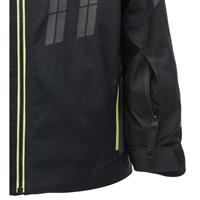 Black Ebony Spyder Monterosa GTX Jacket Boys