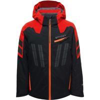 Black Volcano Spyder Monterosa GTX Jacket Boys