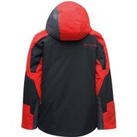 Spyder Leader Jacket - Boy's - Black