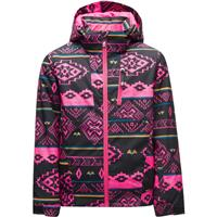 Spyder Lola Insulated Jacket - Girl's - Sweater Weather Print