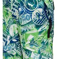 Spyder Mini Expedition Pant - Youth Boy's - Daffy Print Old Glory