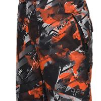 Parallelogram Print Spyder Mini Expedition Pant Youth Boys
