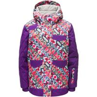 Spyder Claire Jacket -Youth Girl's