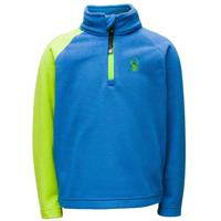 Spyder Mini Speed Fleece Zip T Neck Youth Boys