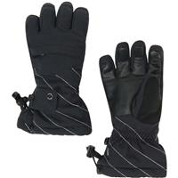 Spyder Synthesis Ski Glove - Girl's - Black