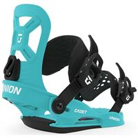 Union Cadet XS Snowboard Bindings - Youth - Blue