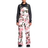 DC Collective Bib Pant Womens