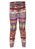 Hot Chillys Original II Print Ankle Tight - Youth