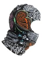 Turtle Fur Playful Print Balaclava Youth