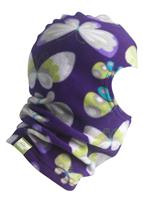 Turtle Fur Playful Print Balaclava - Youth