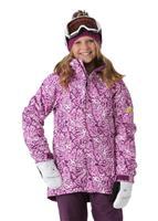 Wing Print 686 Flora Insulated Jacket Girls