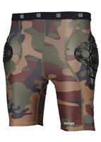 Highland Camo Burton Total Impact Short Youth