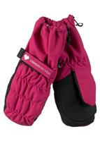 Glamour Pink Obermeyer Puffy Mitt Youth