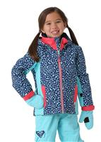 Roxy Mini Jetty Jacket - Girl's