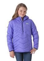 Under Armour Feature Anorak Jacket - Girl's